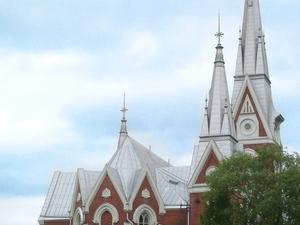Joensuu iglesia