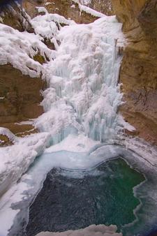 Johnston Canyon Szmurlo