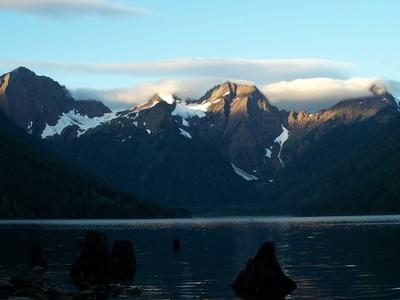 Wahleach (Jones) Lake