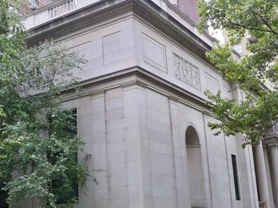 Historic McKim Building Of Library