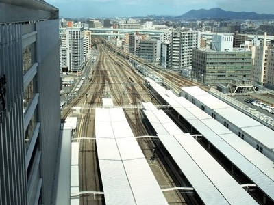 Hakata City Station