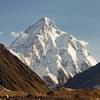 K2 In Karakoram Pass - Nepal Border