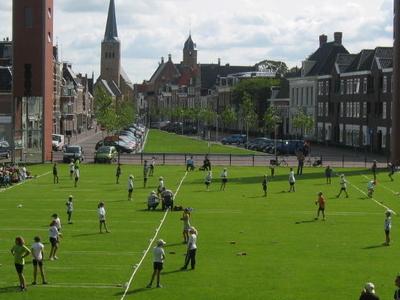 Frisian Handball In Franeker