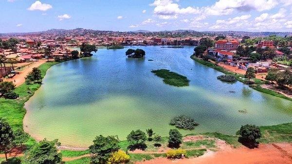 Kampala Walk Tour Photos
