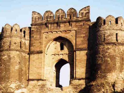Kabuli Gate Rohtas Fort