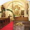 Inside Of The Kahlenbergerdorf Parish Church