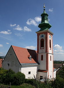 Kahlenbergerdorf Parish Church