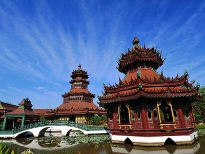 Kaili City Drum Tower - Guizhou