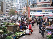 Kaili City Street Shopping