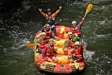 Kaituna River Rafters @ Okere Falls - North Island NZ