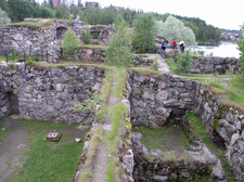 Ruins Of Kajaani Castle