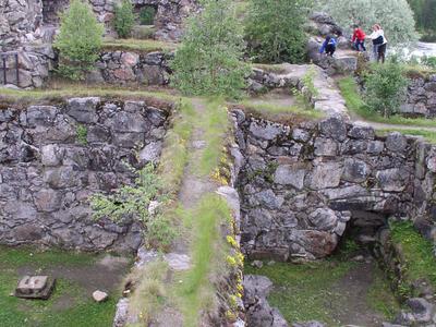 Ruins Of Kajaani Castle