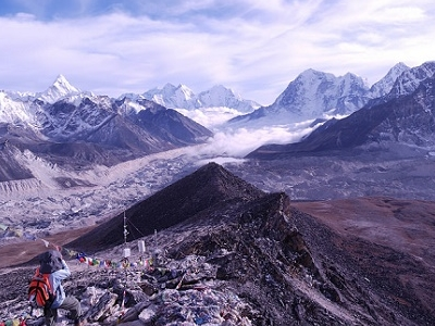 Kala Patthar Summit - Everest Region Nepal