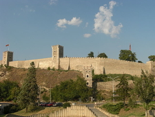 Kale Fortress In Macedonia