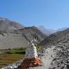 Kali Gandaki Desert Valley - Muktinath - Nepal Annapurnas