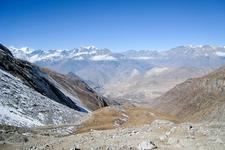 Kali Gandaki Valley - Annapurna Circuit Trek - Nepal