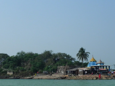 Kalijai Temple Chilka