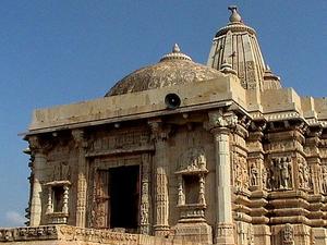 Olho Kalika Templo