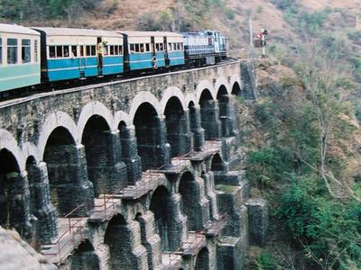 Kalka–Shimla Railway