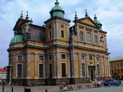 Kalmar Cathedral  Kalmar  Sweden