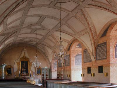Chapel Of Kalmar Castle