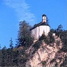 Kalvarienberg Church Zirl Austria