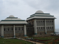 Kamaraj Memorial en Kanyakumari