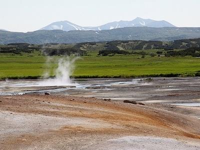 Kamchatka Valley Of Geysers