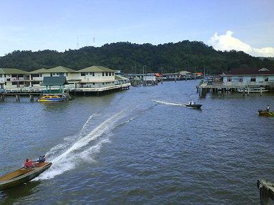 Kampong Ayer - Brunei