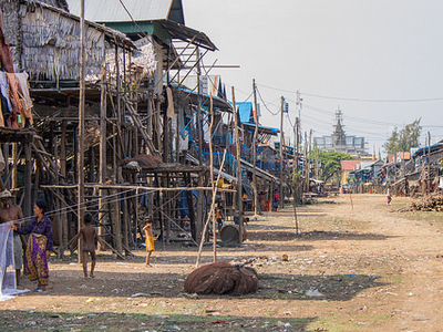 Kampong Phluk View
