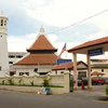Kampung Hulu's Mosque - Melaka