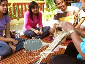 Kampung Pelegong Homestay - View