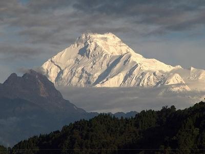Kanchenjunga - Sikkim - India