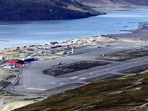 Kangerlussuaq Aeropuerto
