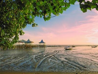 Kenjeran Beach View - East Java