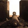 Kannur Fort Gun