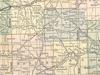 Kansas  Map  1 9 1 4  Chase  Dickinson  Marion  Morris