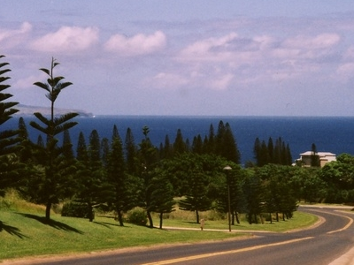 Kapalua From Route