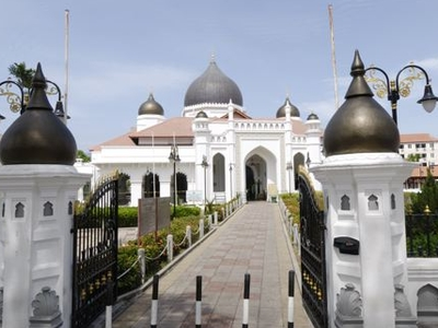Kapitan Keling Mosque - Historic Mosque