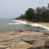 Kappad Beach From Rocks