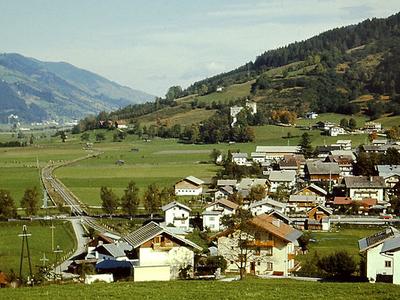 Kaprun Near Salzburg, Austria