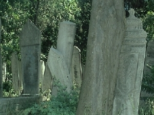 Karacaahmet Cementerio