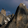 Karakoram Mountain Close-Up