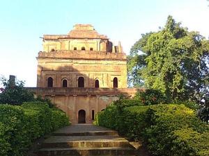 Karenghar Palace, Joyasagar