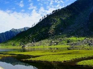 Kareri Lake Photos