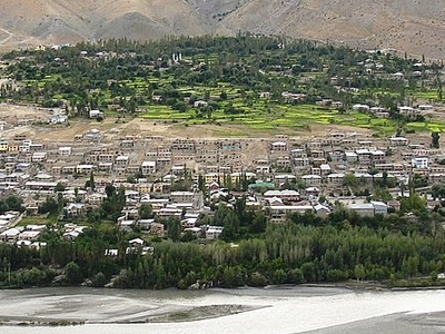 View Of Kargil