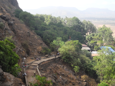 Karla Caves Complex