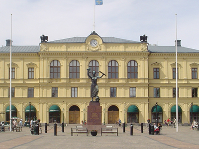 Karlstad Town Square