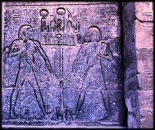Karnak Temple Detail - Luxor