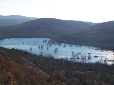 Karst Italy Doberdo Lake